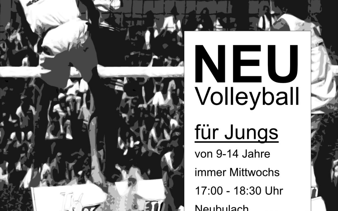 Volleyball für Kids