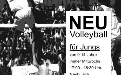 Volleyball für Kids